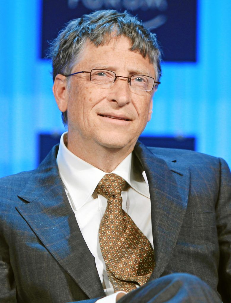 "Bill Gates's ""Traf-O-Data"" - Inspirational Success Stories in Business"