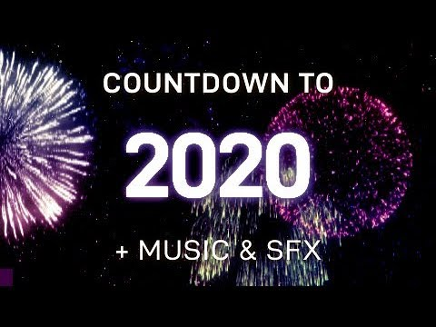Video Happy New Year From Visual Impact Systems Countdown 2020