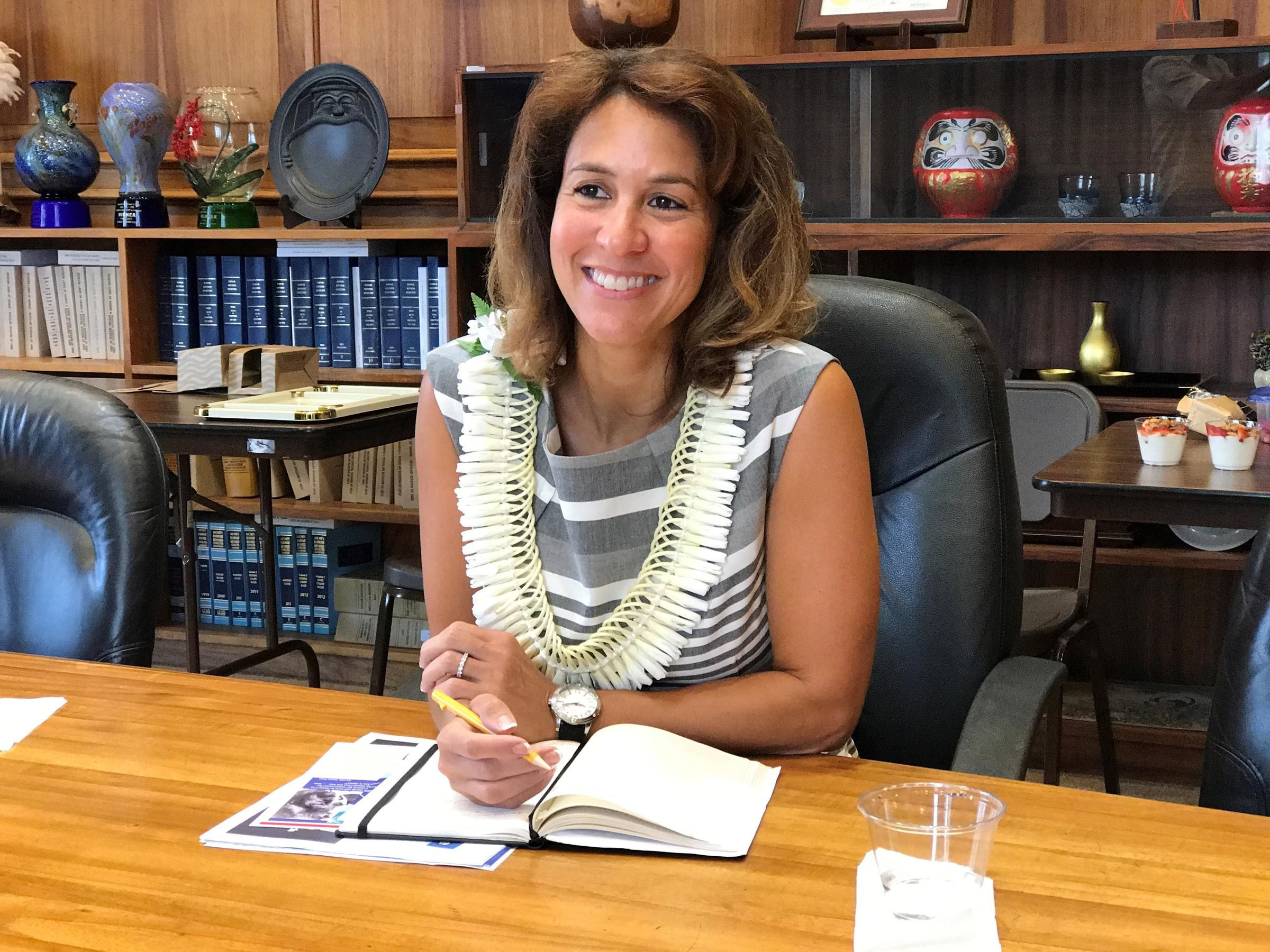 Hawaii S New Statewide Superintendent Is Officially On The Job Dr Christina Kishimoto Joins Us To Discu School Superintendent Superintendent Public Education