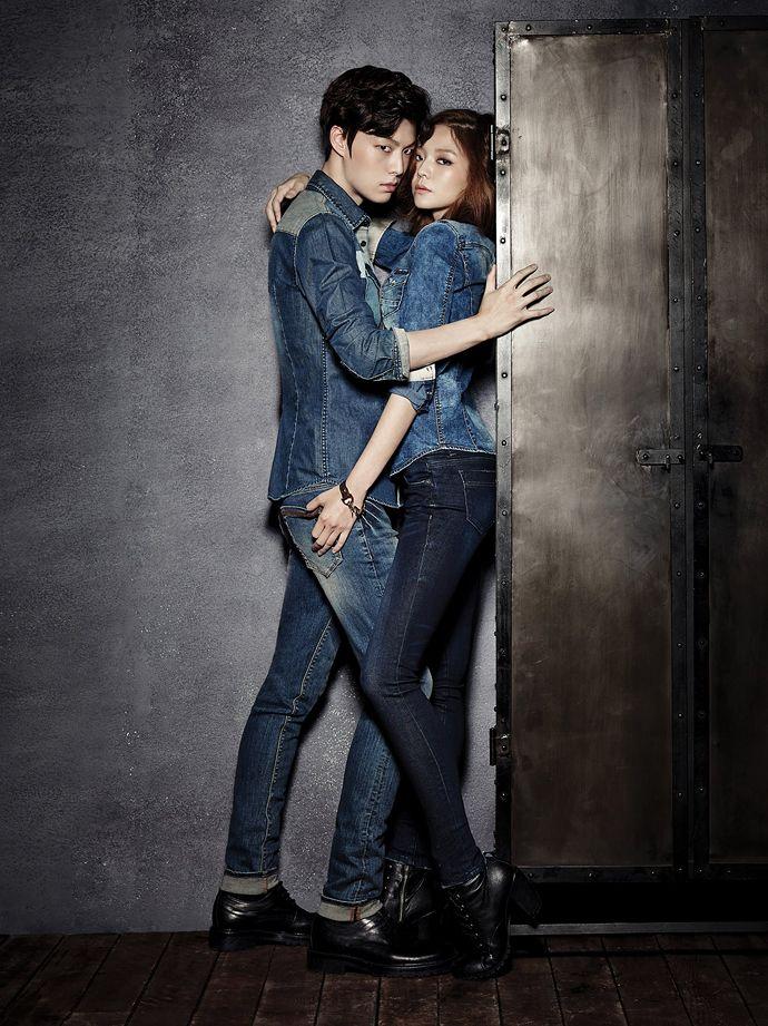 Ahn Jae Hyun And Esom S Airport Fashion For Jambangee S F W 2014