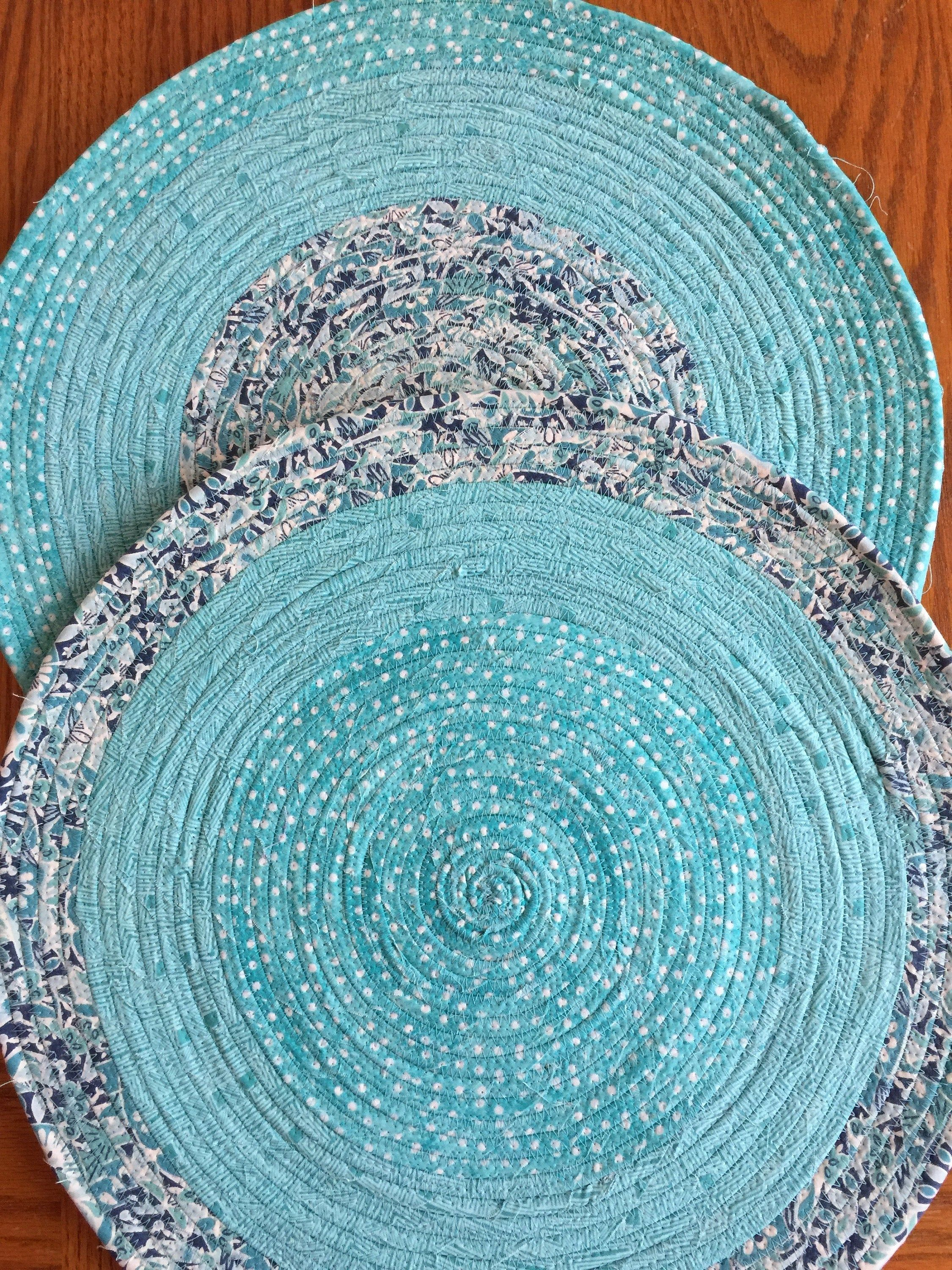 Large Table Mat One Large Placemat Dining Table Decor Table Fabric Placemats Placemats Blue Placemats