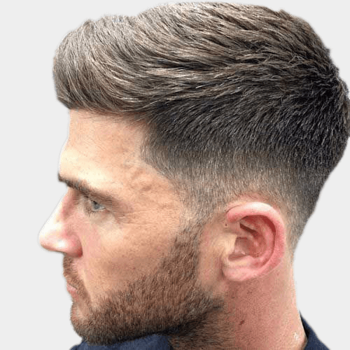 Difference Between Fade And Taper Haircut Wisebarber Com Mens Hairstyles Short Fade Haircut Tapered Haircut