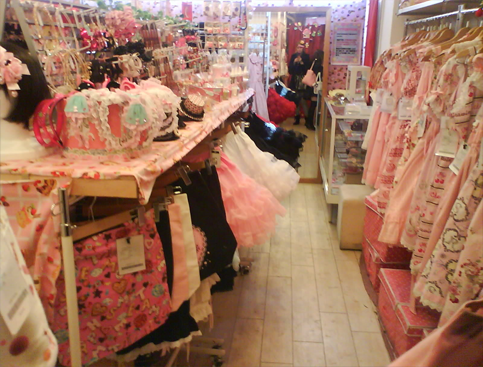 Thrift Stores Japan