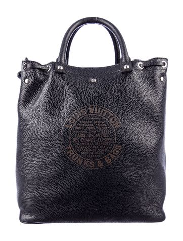 73808c30cb4a Louis Vuitton Tobago Shoe Tote. Louise Vuitton
