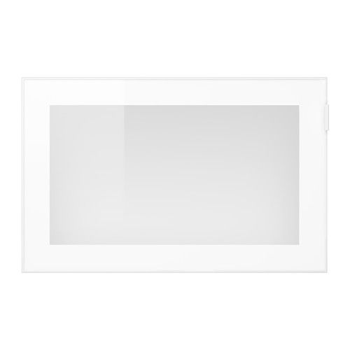 Glassvik Glass Door White Frosted Glass Frosted Glass Glass