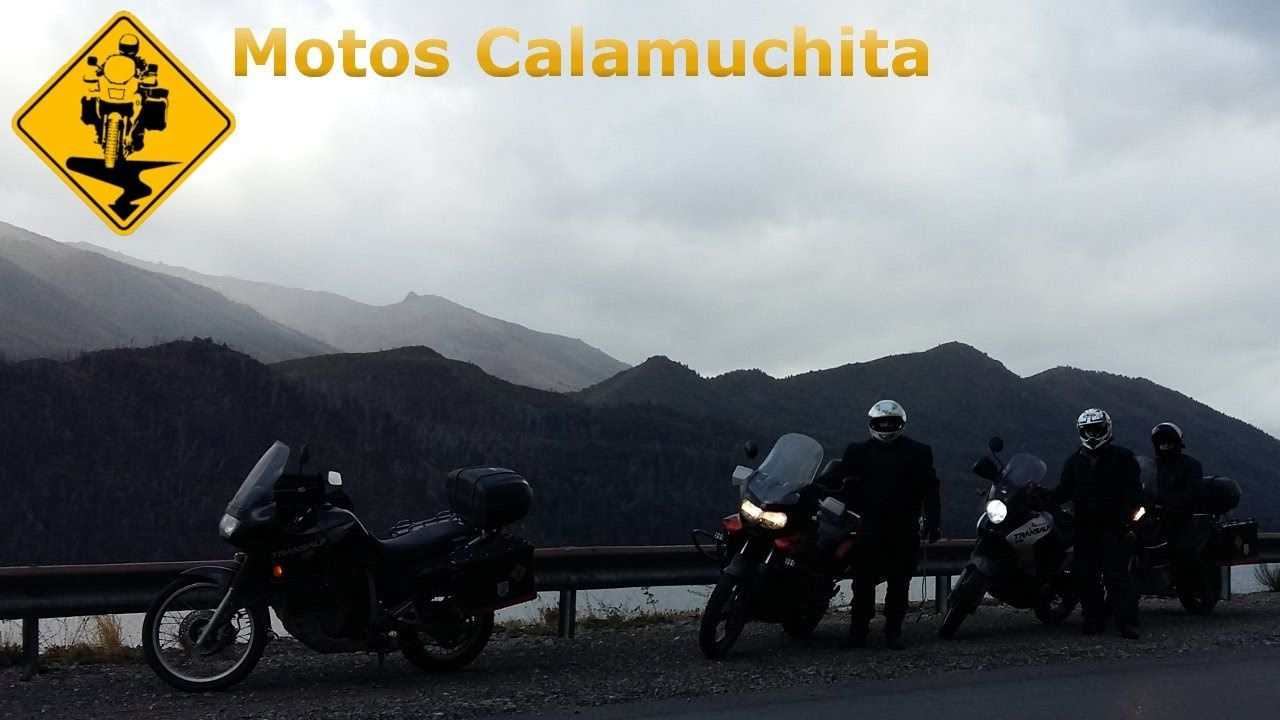Camino Ruta 40 de Bariloche a Trevelin 2016