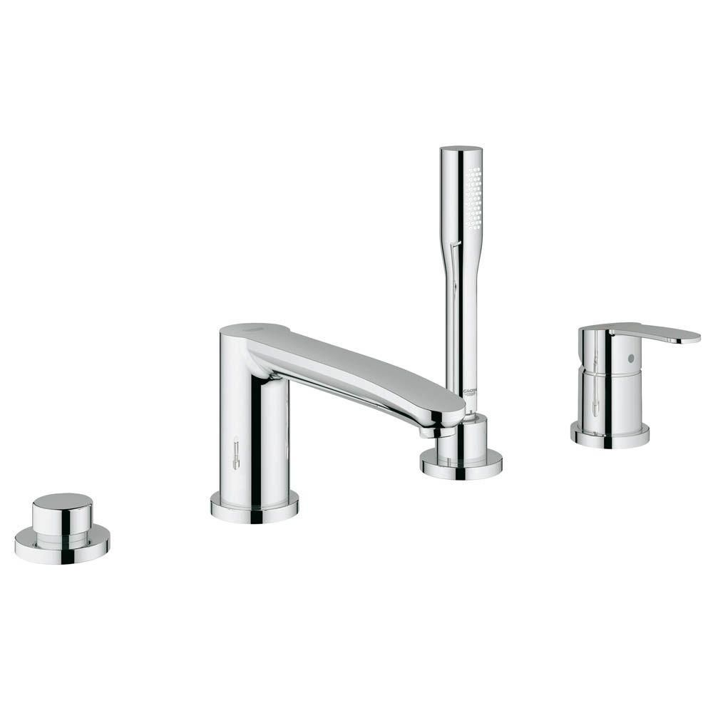 GROHE Eurostyle Cosmopolitan Single Handle Roman Tub Filler with ...