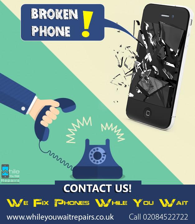 Broken Phone It S Okay We Are Here To Fix It Visit Our Website Smartphone Repair Cell Phone Repair Shop Broken Phone