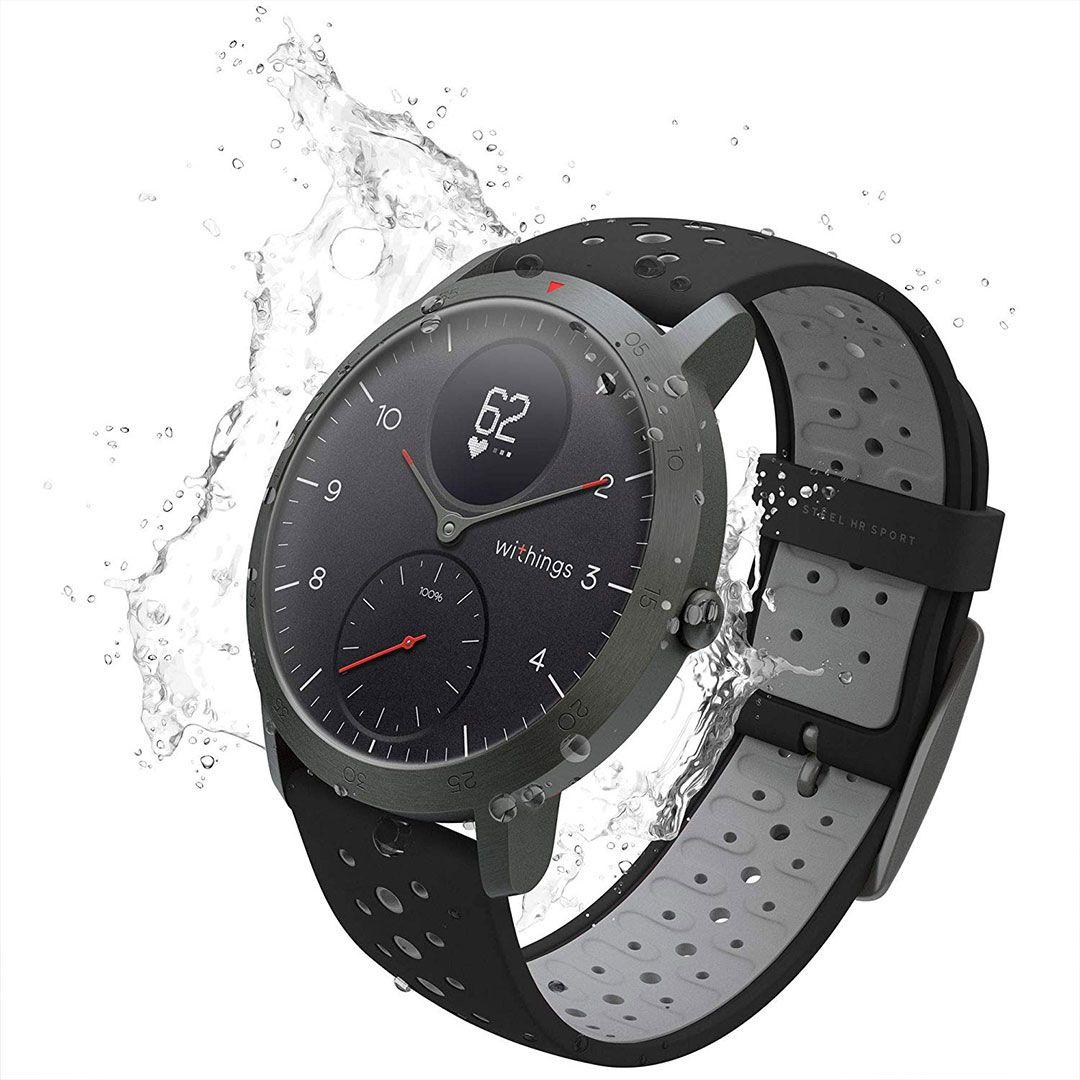 Withings Steel Hr Sport Fitness Watch Health Watch Fitness Smart Watch