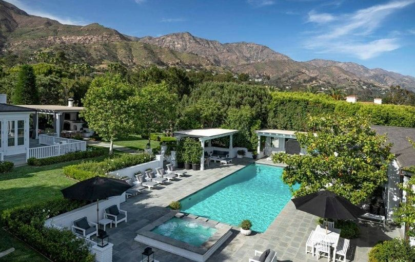 Be neighbors with ellen and oprah rob lowes montecito