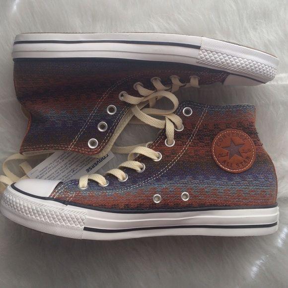 4c8356f7ac9 Converse Shoes - 🎀24 Hour Sale🎀Converse hi top women s shoes new