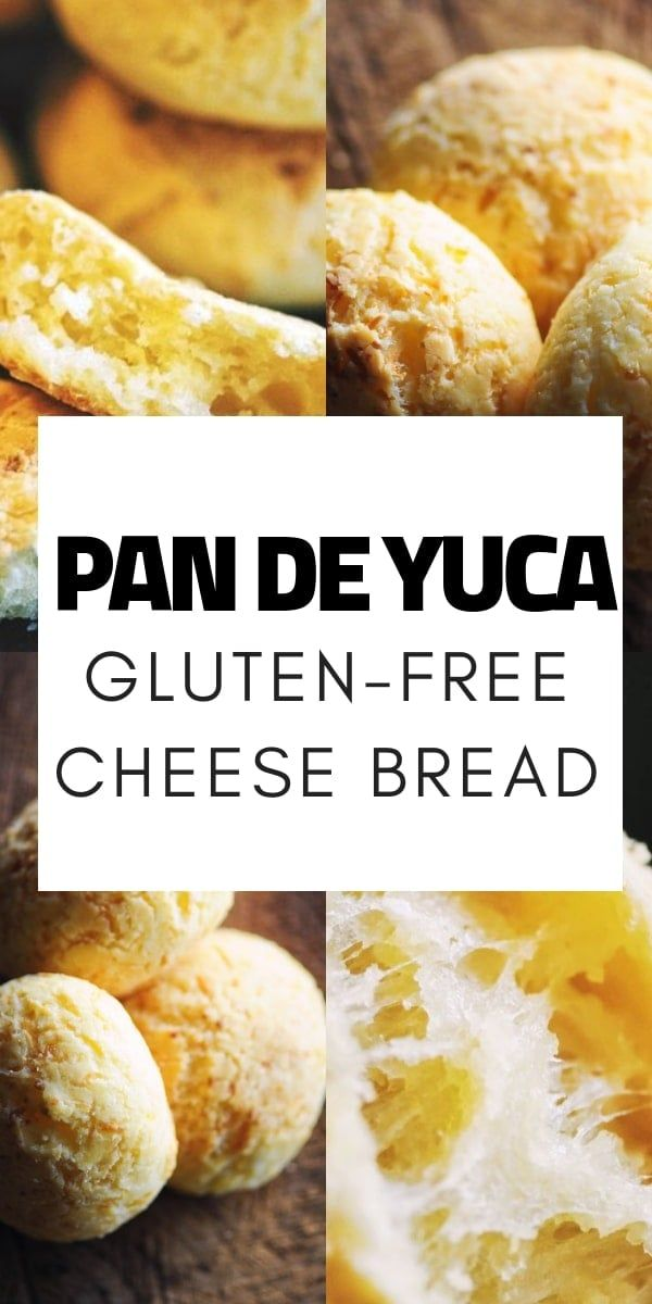 Gluten Free Pan De Yuca Ecuadorian Cheese Bread Recipe In 2020 Food Recipes Gluten Free Baking