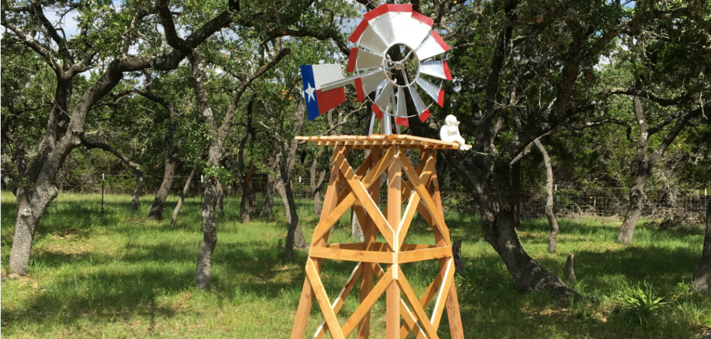 Free Plans on How To Build a Wooden Windmill Tower ...