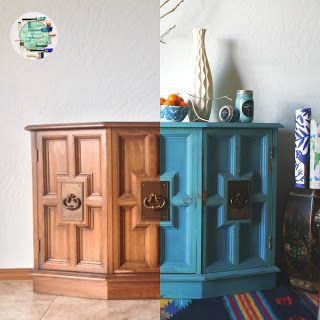 The Turquoise Iris ~ Vintage Modern Home: BEFORE