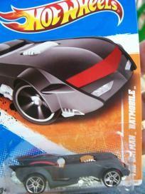 Hot Wheels 2011 The Batman Batmobile Track Stars Free Shipping