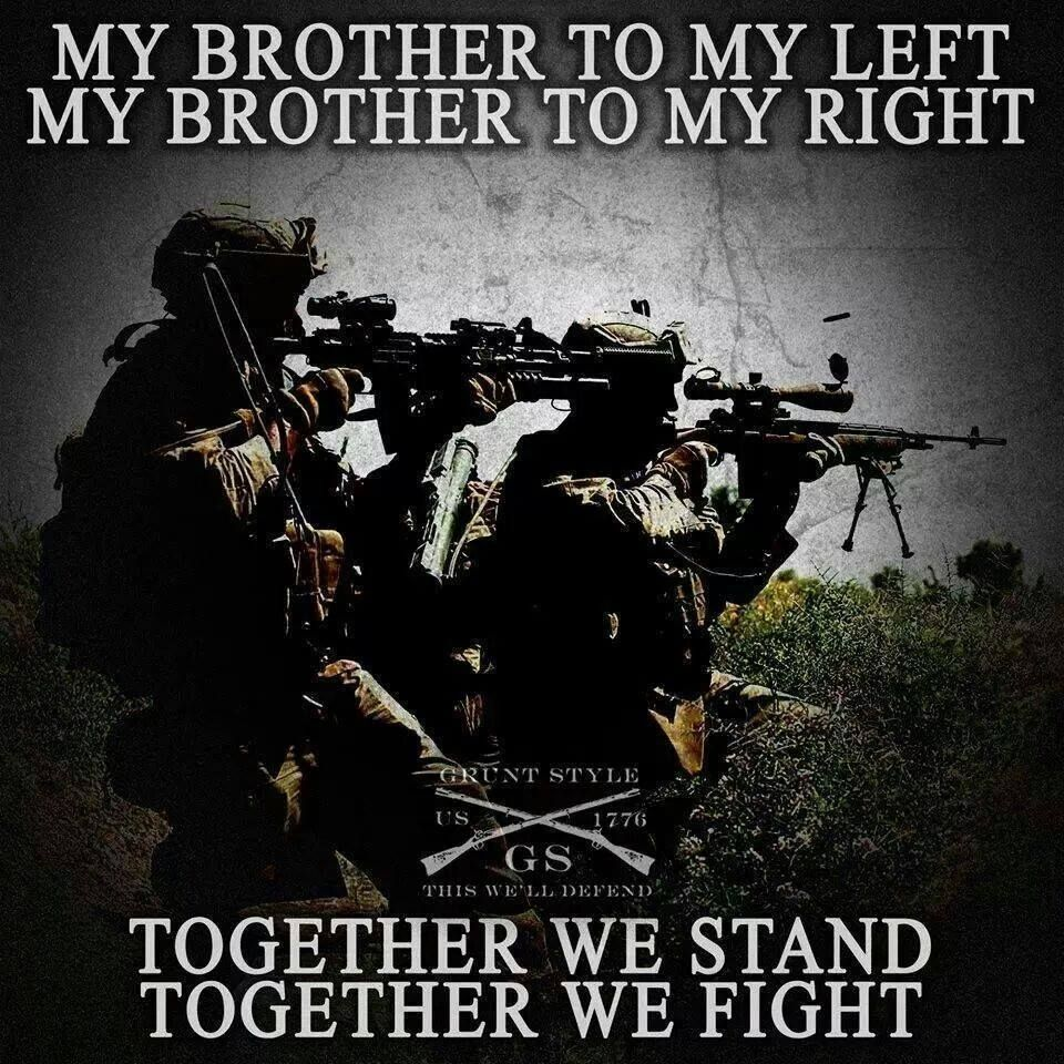 "Marine Corps Quotes Brothers A Hallmark Of Ptsd Is Betrayal""the Brotherhood"" Is"