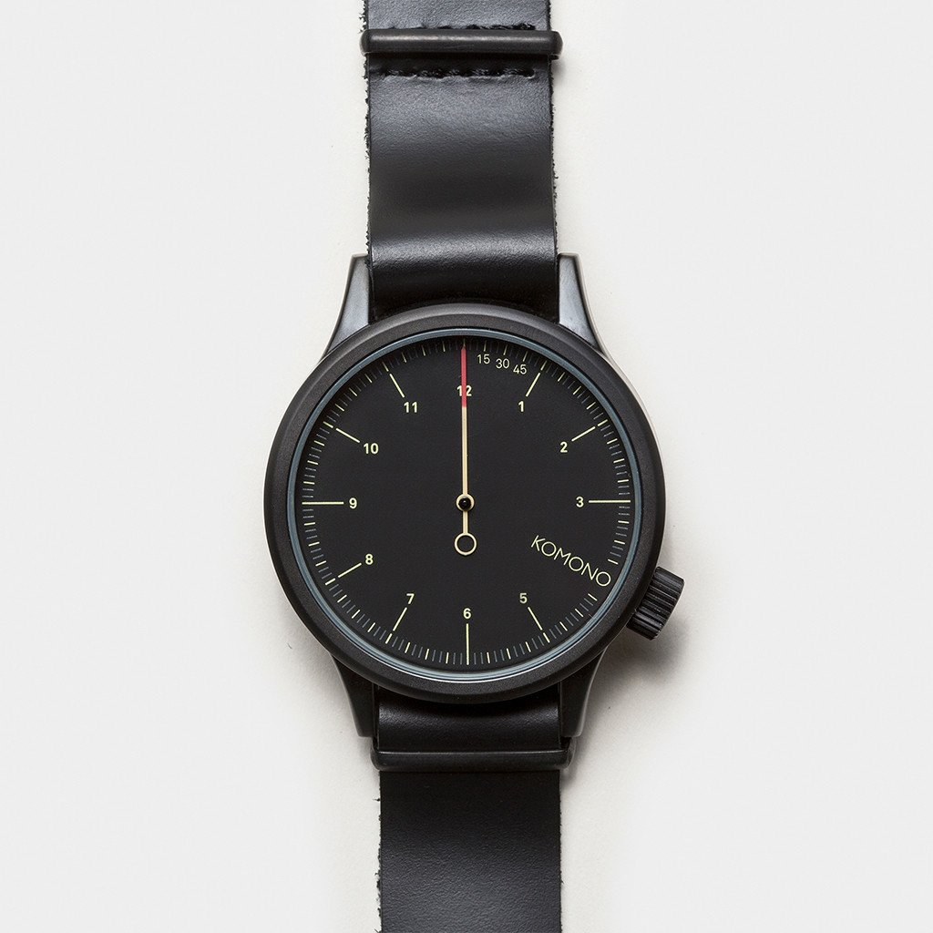 Komono Watch - The One Watch by Komono - Cool Material - 1  3367a36f3a