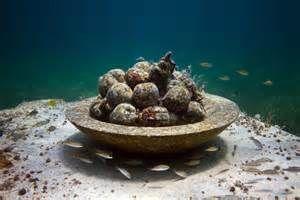 underwater sculptures - Bing Images