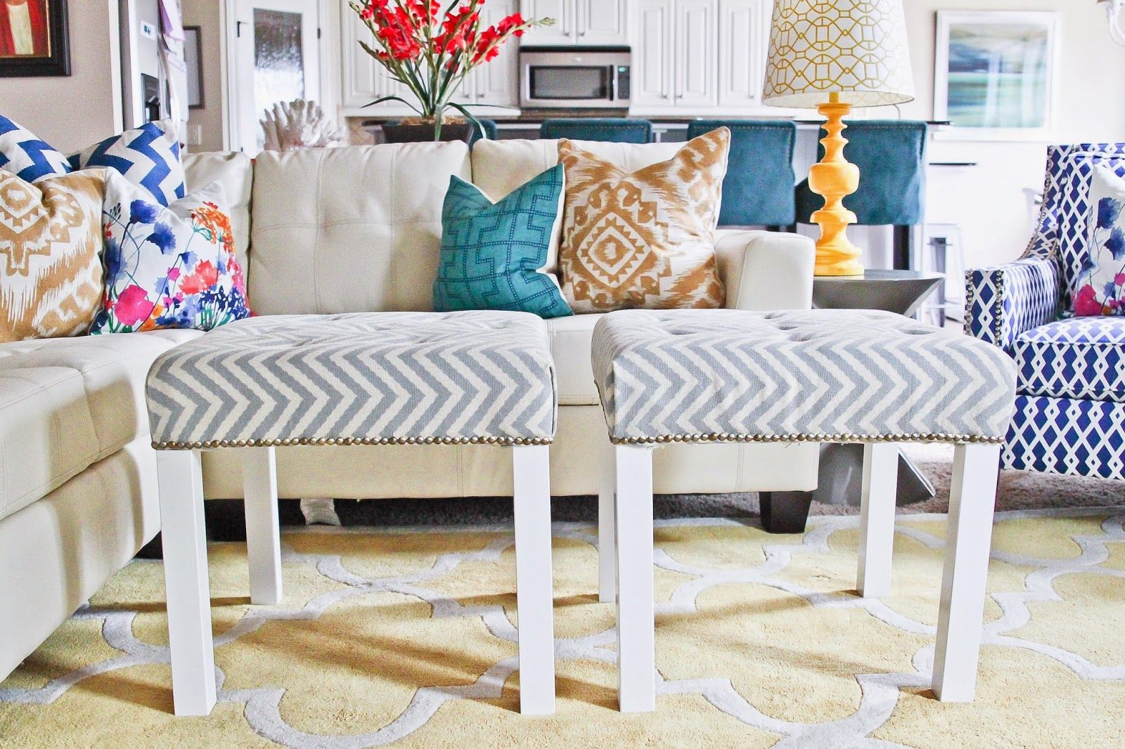 From Bargain to Beautiful: 29 Stylish IKEA Lack Table Hacks ...