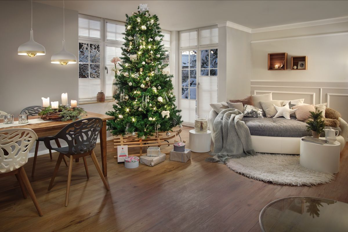 Wohnzimmer Weihnachten  Christmas living rooms, Buy lamps, Cosy