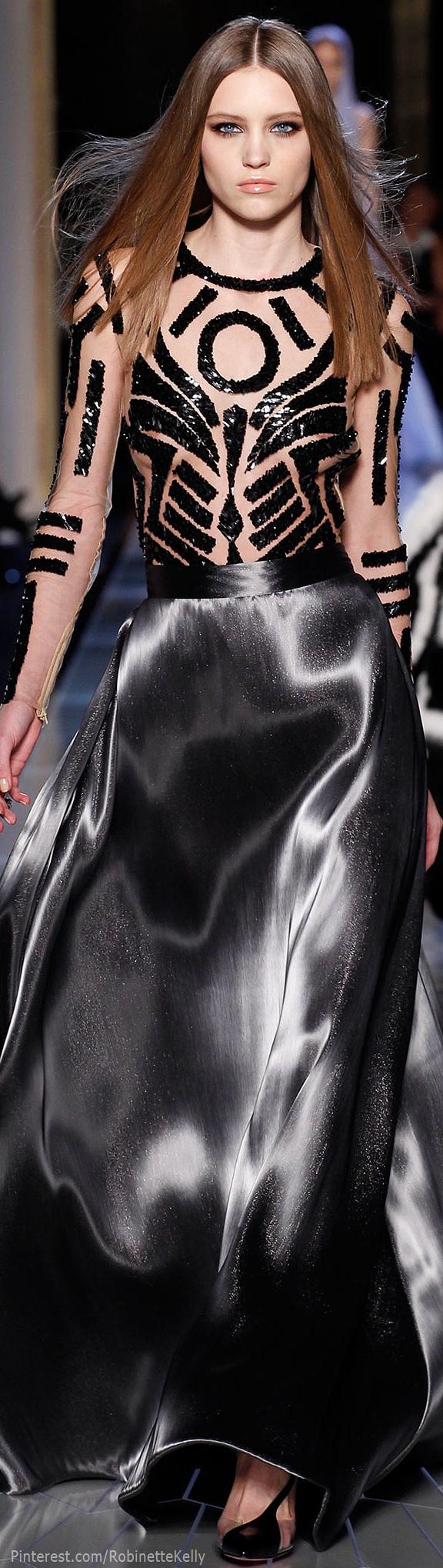 Atelier Versace Haute Coututre   S/S 2014
