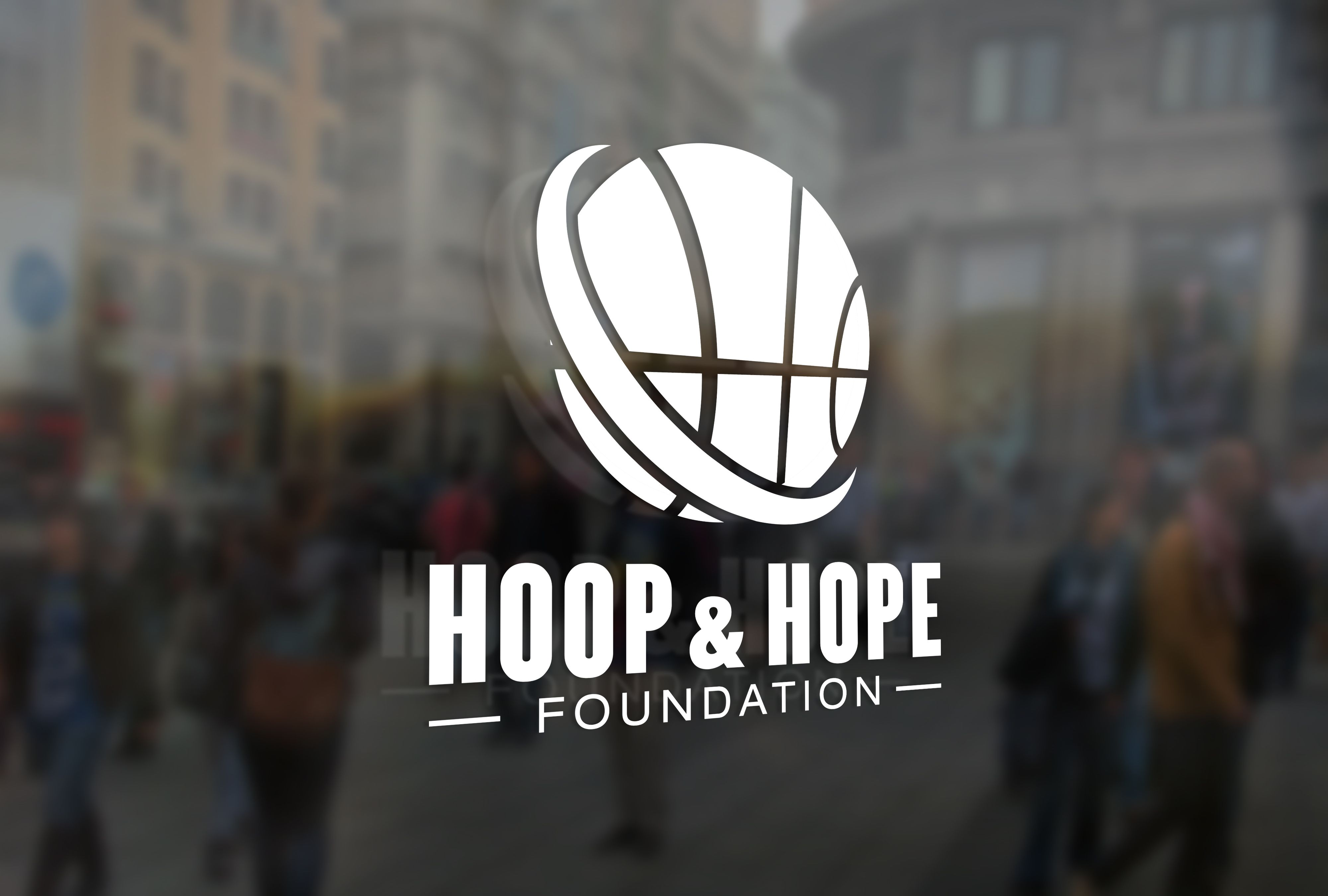 Client name : Hoop & Hope Foundation (Hoop & Hope Foundation is dedicated in building basketball courts in rural towns, villages, and schools in China.) Project type : LOGO Design 客戶名稱:Hoop & Hope Foundation (Hoop & Hope Foundation會致力於中國的學校、農村城鎮及村莊建設籃球場,推動關愛精神) 項目類別:LOGO設計  Contact information:   Facebook : https://www.facebook.com/MackStudioHK/photos_stream?tab=photos_albums Behance : https://www.behance.net/Mack_Studio  Website: http://mack-studio.com E-mail: mackchan.studio@gmail.com