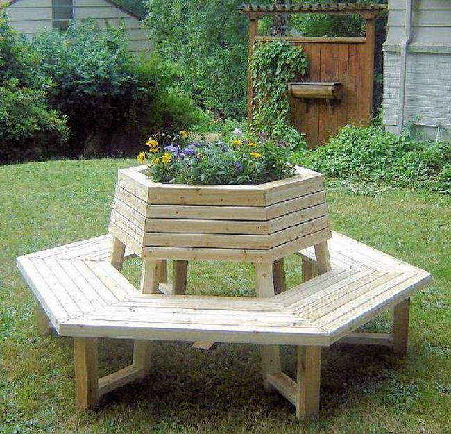 Fine The Charm Of The Essential Garden Bench Gardening Uwap Interior Chair Design Uwaporg