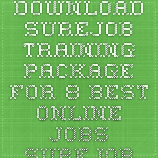 Download SureJob Training Package for 8 Best Online Jobs - SureJob - fresh blueprint 3 free download