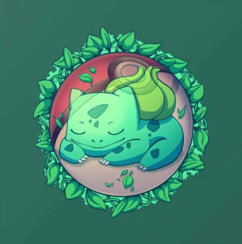 Pokeball Naps made by GeekyDog -