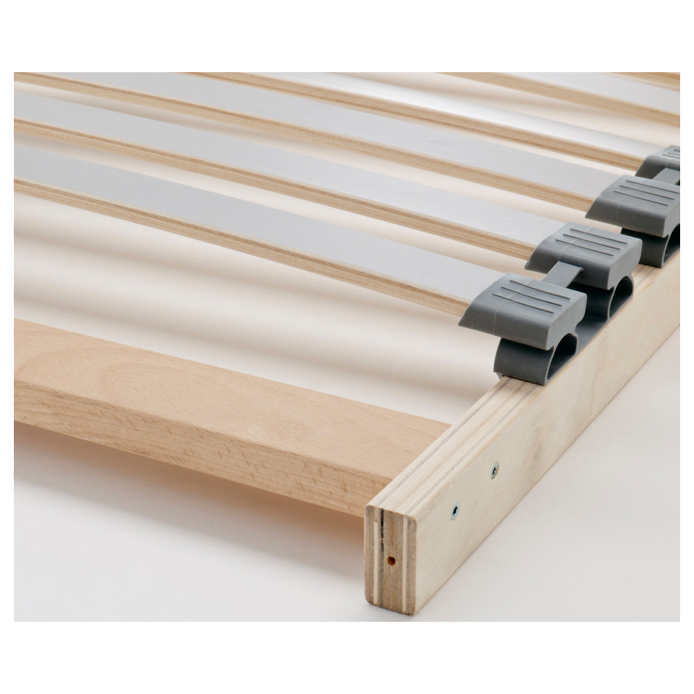 LÖNSET Slatted bed base, Full/Double IKEA in 2020 Bed