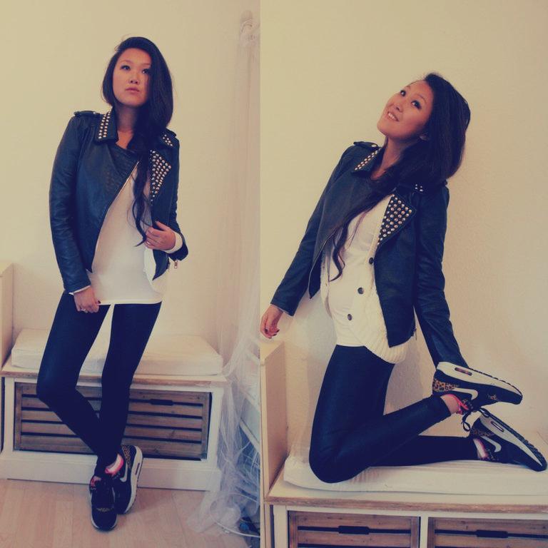 air max damen outfit