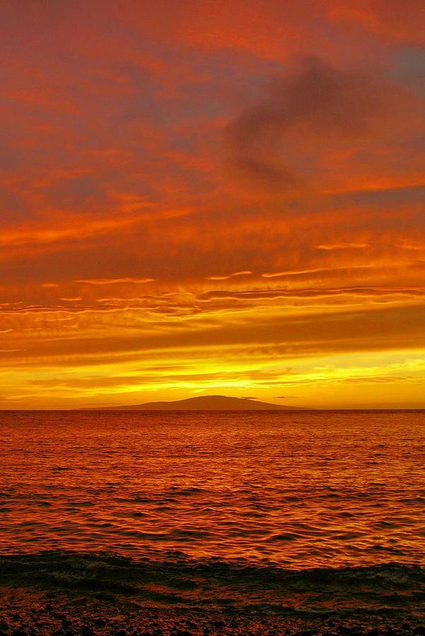 ✮ Maui Sunset