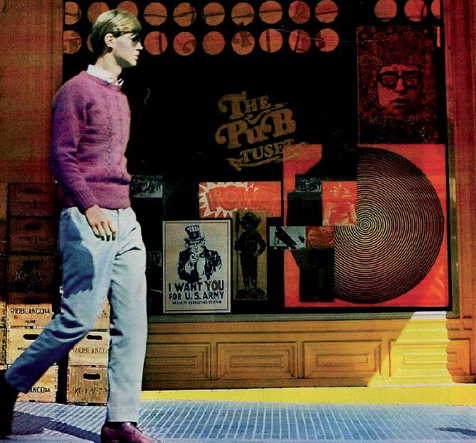 The Pub Tuset. Fotografia: revista TRIUNFO