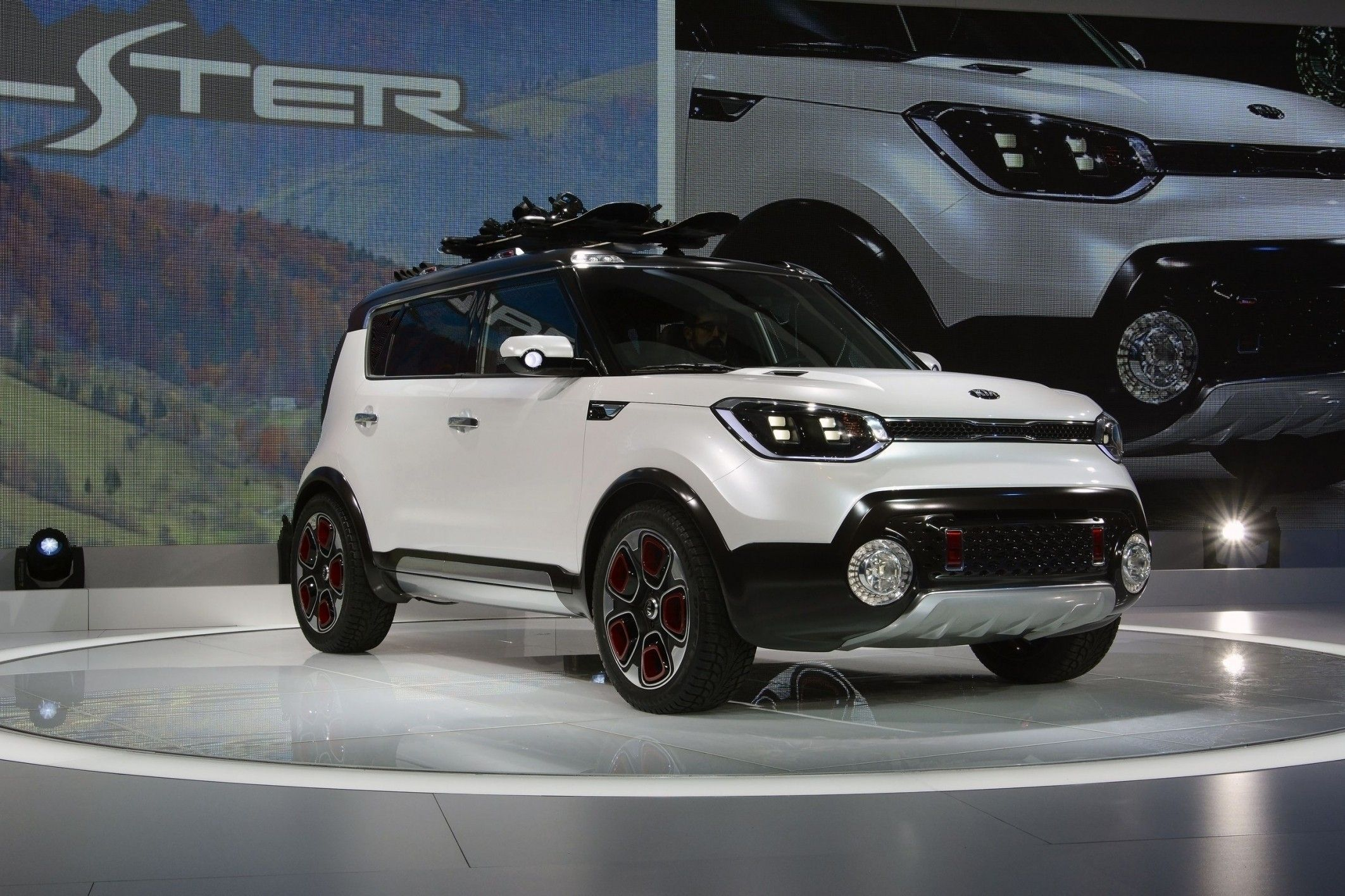 2019 Kia Soul: Coming Redesigned And Possibly With The All-wheel Drive >> 2019 Kia Soul Colors Exterior Car Gallery Cars Kia