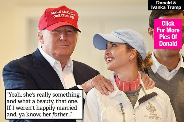 Donald Trump Mocked For Creepy 'I Would Bang My Daughter' Ivanka Comment On  'Daily Show'