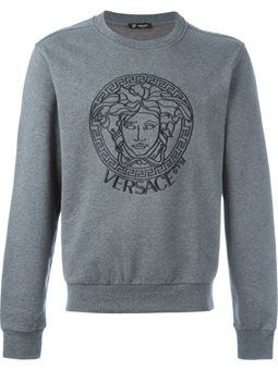 3fc0b79e8dd4 Versace Gym' sweatshirt | A-tshirt in 2019 | Versace, Mode, Herren mode