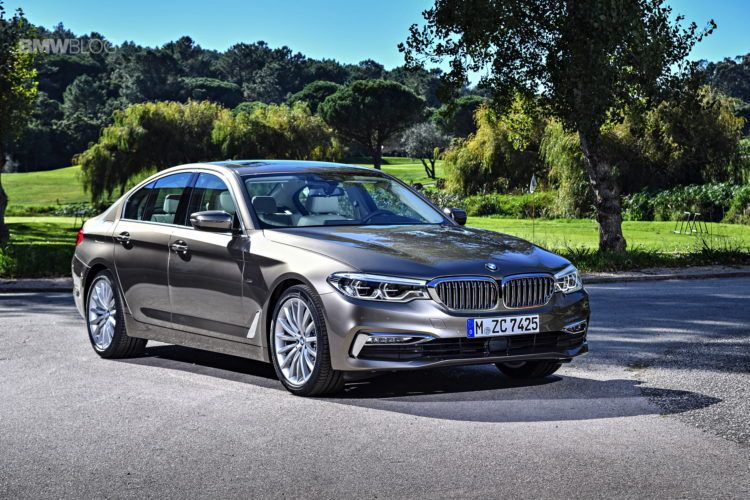 The New 520d Will Likely Be The 5 Series Most Popular Model Bmw
