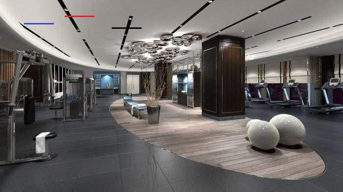 Fitness Center Profile Photos of Hilton Istanbul Bomonti Hotel & Conference Cent...  - Fitness Cente...