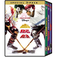 Mighty Ducks 3-Pack DVD