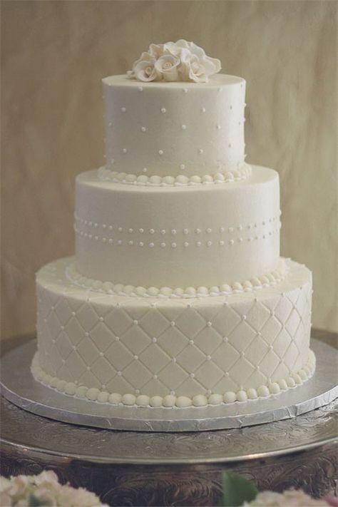 40 Elegant And Simple White Wedding Cakes Ideas Page 2 Of 5 Weddinginclude Wedding Cake Simple Elegant Simple Wedding Cake Fondant Wedding Cakes