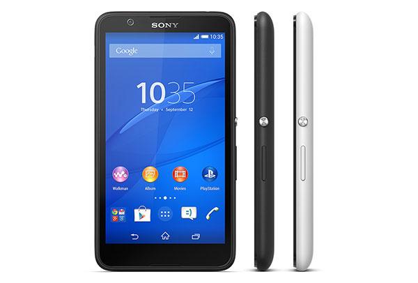 Desain Baru Sony Xperia E4, Android KitKat Murah | Smartphone ...