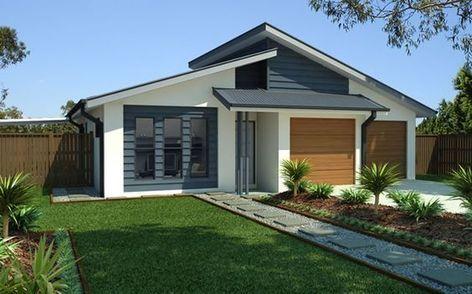 Best Image Result For Skillion Roof Design Facade House 400 x 300