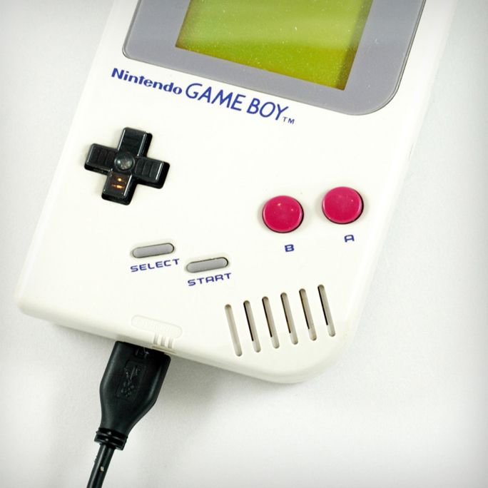 Game Boy Hard drive With USB 3.0 | Cool Feed.me - Cool Stuff To Buy And Drool Over