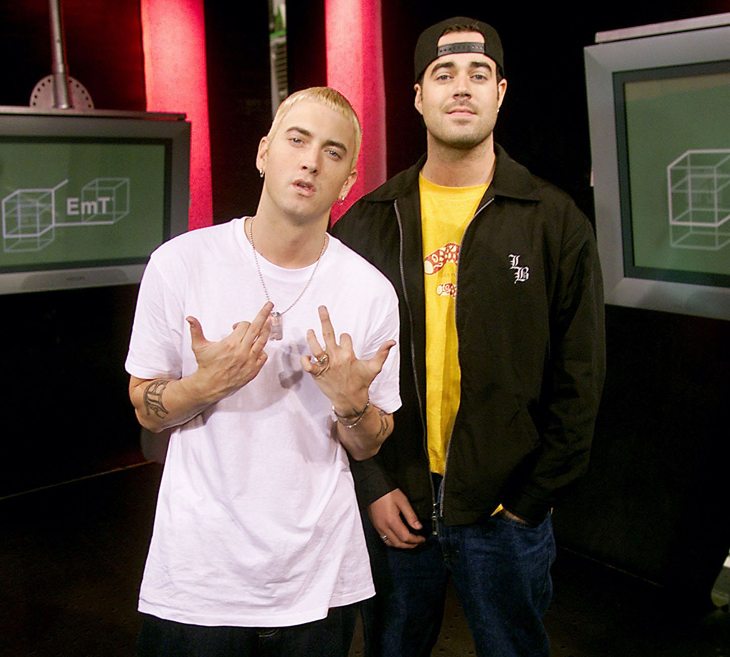 The Trl Total Request Live Days Back When Mtv Played More