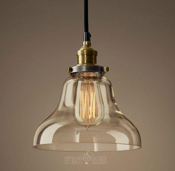 bellwindlicht h ngende lampe lampe vintage von handmadelampworks wohnung pinterest. Black Bedroom Furniture Sets. Home Design Ideas