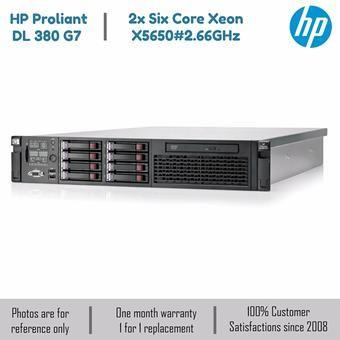 Used-HP ProLiant DL380 Generation 7 (G7)-2*Six Core-X5650