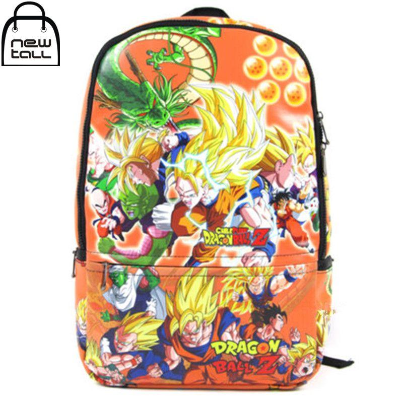 ead7418b38 Anime DragonBall Z Student School Backpack Bag   Price   39.95   FREE  Shipping     dragonballz  anime