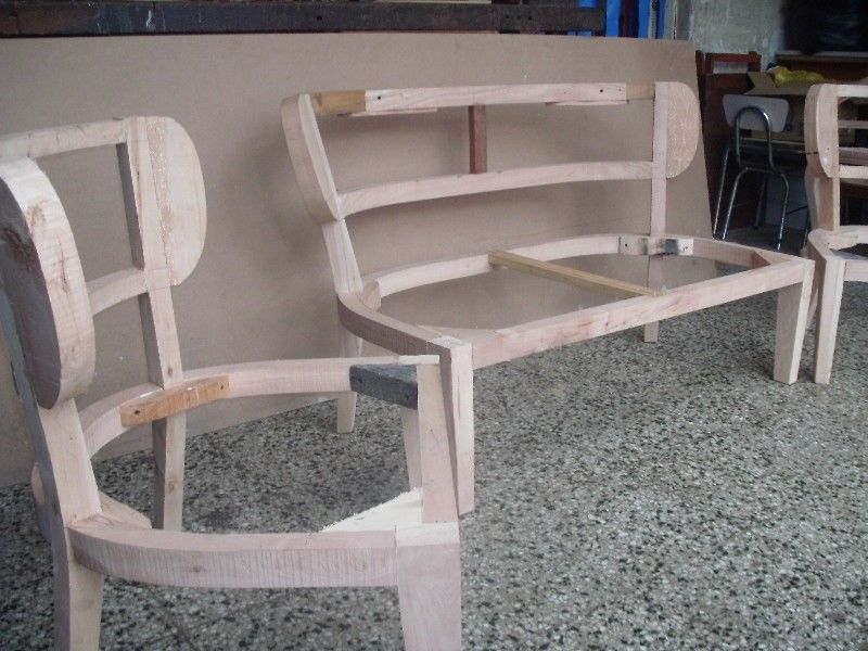 Fabrica de sillones de estilo muebles pinterest for Sillones de estilo