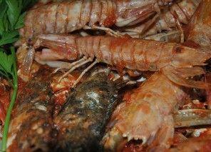 Zuppa di pesce pugliese (ciambotto)