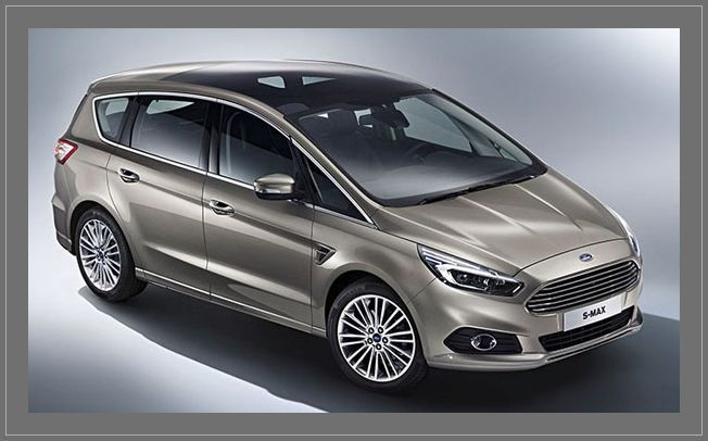 2015 Ford S Max Release Date Price Engine New Cars Mini Van